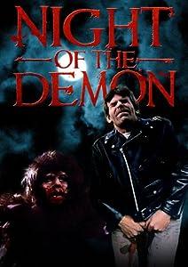 "Night of the Demon (Maria's ""B"" Movie Mayhem)"