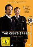 """Bild der DVD von """"The King's Speech"""""""