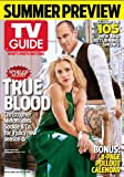 TV Guide Magazine (Summer Preview) True Blood - Anna Paquin, Christopher Meloni Cover 1