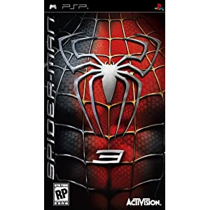51kLVaxkeQL. AA300  Download Spider Man 3 2007   PSP