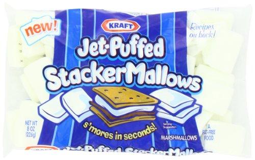 Jet Puffed Stacker Mallows