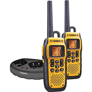 2-Way Radios With Up To 36-Mile Range Bright Yellow