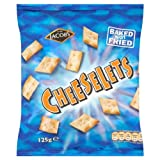 Jacob's Cheeselets 5x125g