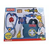ChildrenS Pretend Play - Fisher-Price Boy Doctor Medical Kit [ 3 Years And Up ]