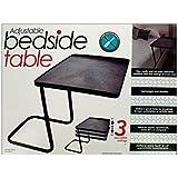 Multi-Purpose Adjustable Bedside Table