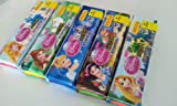 5packs of Lotte Disney Princess Gum (Includes Stickers)