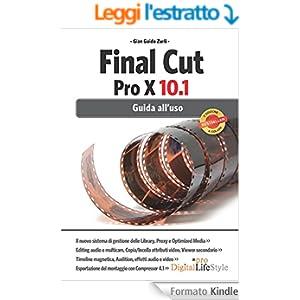 Final Cut Pro X: Guida all'uso