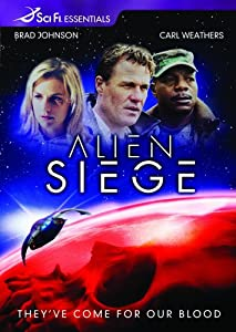 Alien Siege (SciFi Essentials)