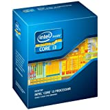 Intel Core i3 3245 Dual Core CPU (3.40GHz, 3MB, Ivy Bridge, Socket 1155, 55W, BX80637I33245, Intel Anti Theft Technology)