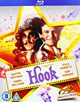 Hook [Blu-ray] [1991] [Region Free]