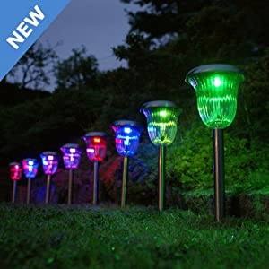 Solar lights amazon uk
