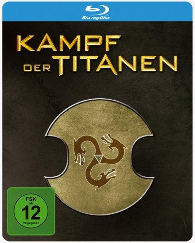 Kampf der Titanen Steelbook [Blu-ray]