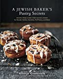 img - for A Jewish Baker's Pastry Secrets: Recipes from a New York Baking Legend for Strudel, Stollen, Danishes, Puff Pastry, and More book / textbook / text book