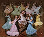 Ballroom Dancing, 1993 (gouache on si...