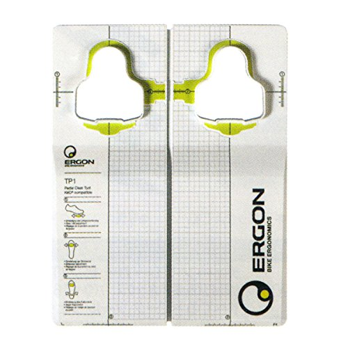 Ergon Pedal Cleat Tool TP1 for Look Kéo, Schwarz, One Size, 48000005