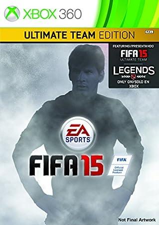 FIFA 15 Ultimate Team Edition - Xbox 360