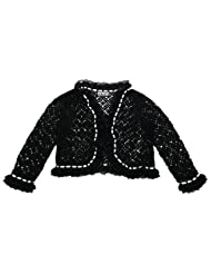Crochet Wonderful crocheted Cardigan Sweater