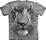 51kLm7 NfkL. SL160  Realistic 3D Zoo Animal Face T Shirts by The Mountain