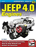 Larry Shepard Jeep 4.0 Engines: How to Rebuild and Modify (Sa Design)