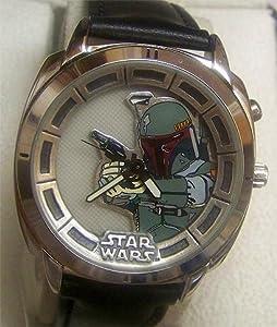 Boba Fett Star Wars Fossil Watch