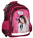 VIOLETTA SAC A DOS ROSE CARTABLE SAC13