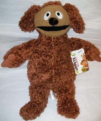 """Muppets Most Wanted """" Rowlf """" Dog Plush 16"""""""