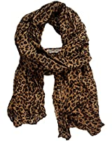WMA Hot Fashion Celebrity Ladies Animal Leopard Print Soft Long Shawl Scarf Wrap