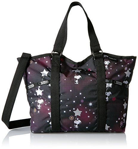 lesportsac-peanuts-x-small-carryall-snoopy-in-the-stars