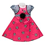 Hawai Trendy Pink Frock For Girl