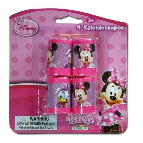 Disney Minnie Bowtique 4pk Mini Kaleidoscope - 1