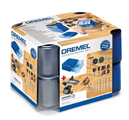 Dremel 730 wood working Modular Accessories Set