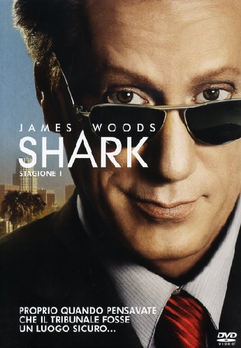 Shark Stagione 01 [6 DVDs] [IT Import]