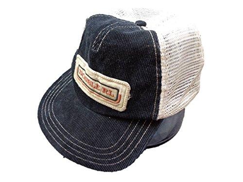RRL ダブルアールエル Ralph Lauren ラルフローレン コーデュロイ メッシュ キャップ 帽子 並行輸入