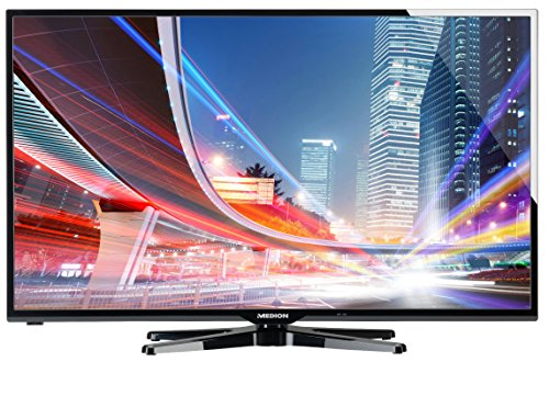 "MEDION LIFE P18062 (MD 31024) 125,7 cm (50"") LED-Backlight TV, HD Triple Tuner, Full HD Display, CI+, Media Player, 200 Hz (RMR), SWAP, Videotext, EPG, EEK A++, schwarz"