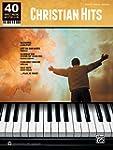 40 Sheet Music Bestsellers -- Christi...