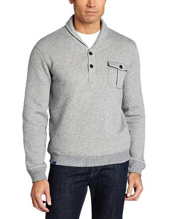 (清仓)彭得顿Pendleton  男式户外套衫 Hunter Popover Sweatshirt $24.4