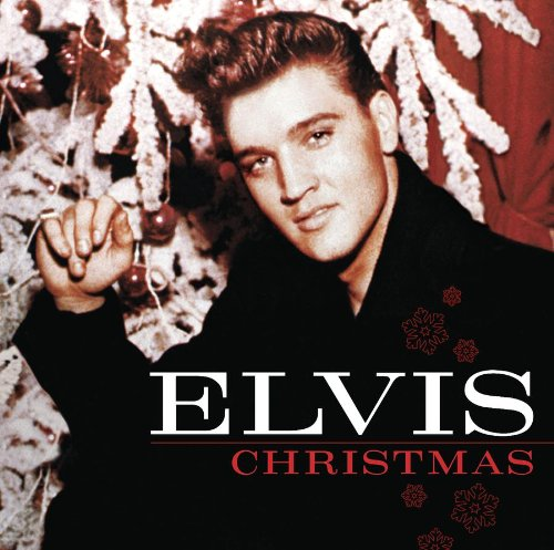 Elvis Christmas artwork