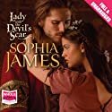 Lady with the Devil's Scar Audiobook by Sophia James Narrated by Cathleen McCarron