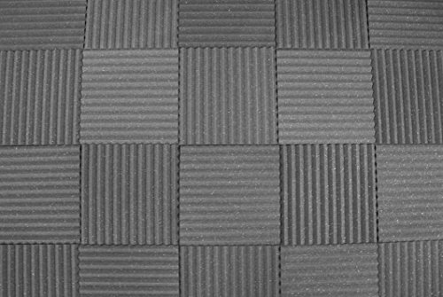 soundproofing-acoustic-studio-foam-wedge-style-panels-12x12x1-tiles-6-pack-diy