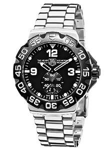 TAG Heuer Men's Wah1010.ba0854 Formula 1 Grande Date Black Dial Watch New