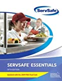 img - for ServSafe Essentials with AnswerSheet Update with 2009 FDA Food Code (5th Edition) (MyServSafeLab Series) 5th (fifth) Edition by National Restaurant Association, . published by Prentice Hall (2010) book / textbook / text book