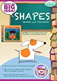 Shapes - Squares & Triangles: What's the BIG Idea? Workbook (1935784102) by The Vermont Center for the Book