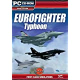 Eurofighter: Typhoon Add-On for FS 2004/FSX (PC CD)by First Class Simulations