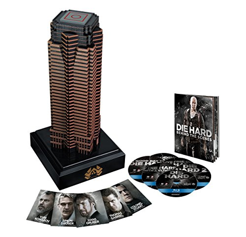 Nakatomi Plaza Die Hard Collection [Blu-ray]