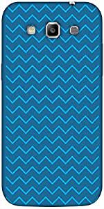 Snoogg Wave Minimalistic 2903 Solid Snap On - Back Cover All Around Protectio...