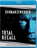 Cover art for  Total Recall [Blu-ray]