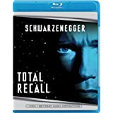 Total Recall [Blu-ray] [1990] [US Import]by Arnold Schwarzenegger