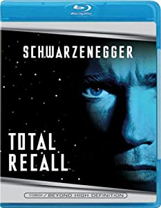 Total Recall  [1990] [US Import] [Blu-ray] [Region A]