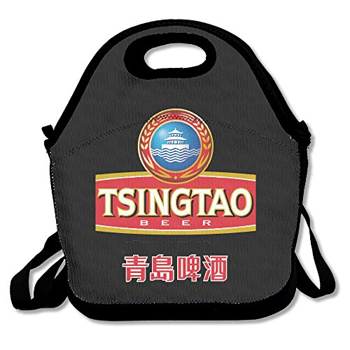 tsingtao-beer-logo-old-lunch-box-bag-for-kids-and-adultlunch-tote-lunch-holder-with-adjustable-strap
