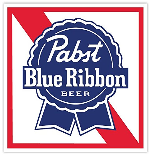pabst-blue-ribbon-beer-vinyl-sticker-decal-4x4-car-bumper-laptop-toolbox